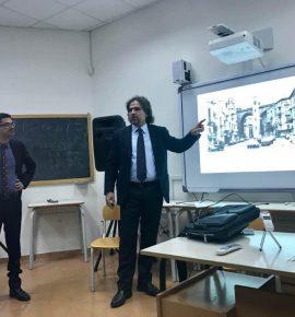 Seminario per la Cattedra di Didattica della Musica su Sanitansamble